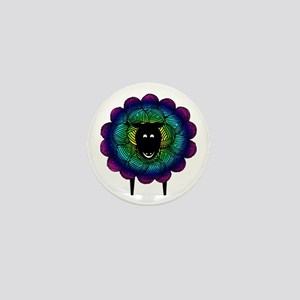 Unique Sheep Mini Button