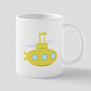 Submarine Mugs