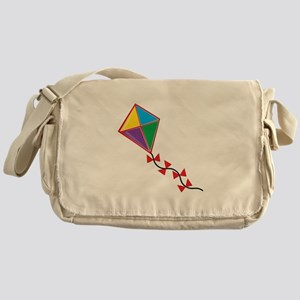 Colorful Kite Messenger Bag