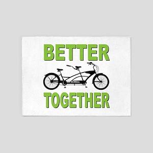Better Together 5'x7'Area Rug