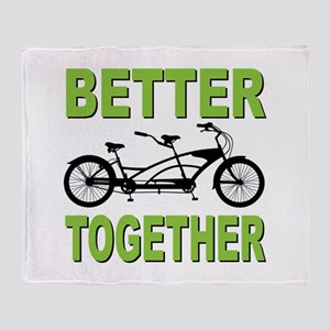 Better Together Throw Blanket