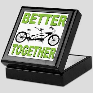 Better Together Keepsake Box