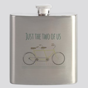 Just the two of us Flask
