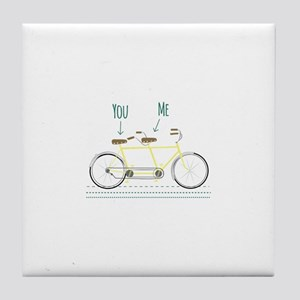 You Me Tile Coaster
