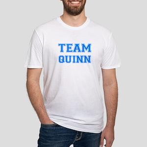TEAM QUINN Fitted T-Shirt