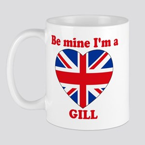 Gill, Valentine's Day Mug
