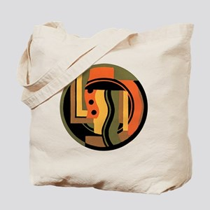 Vintage Art Deco Tote Bag