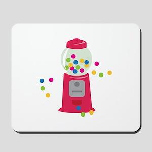 Bubble Gum Machine Mousepad