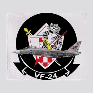 3-vf24 Throw Blanket