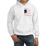 USA Never Forget Hooded Sweatshirt