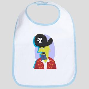 Arrr! I'm a pirate! Bib