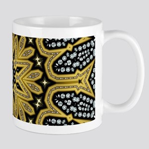 Arabesque Sun Mugs