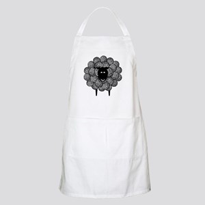 Yarny Sheep BBQ Apron
