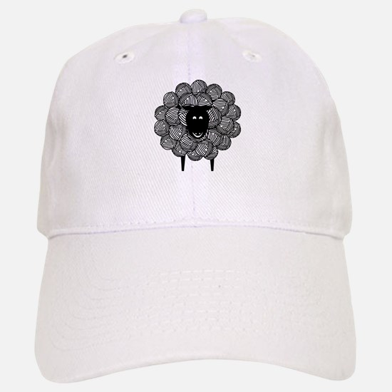 Yarny Sheep Cap