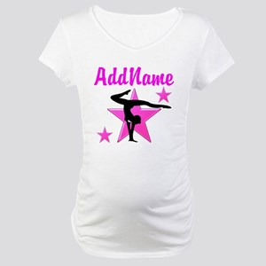 SUPREME GYMNAST Maternity T-Shirt
