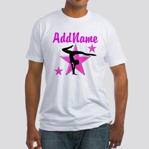 SUPREME GYMNAST Fitted T-Shirt