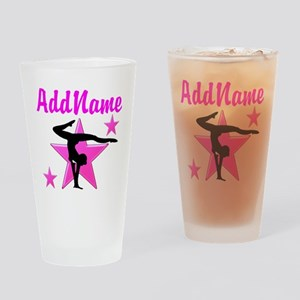 SUPREME GYMNAST Drinking Glass