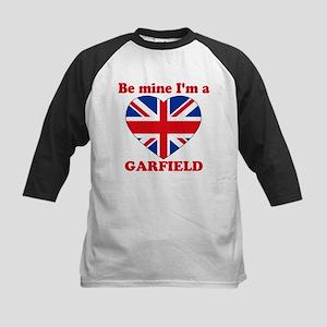 Garfield, Valentine's Day Kids Baseball Jersey