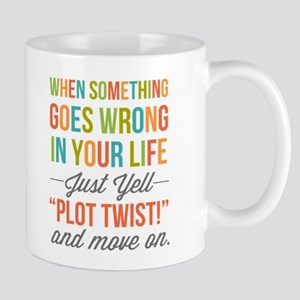 Plot Twist Mug Mugs