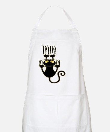 Cute Ghost haunted Light Apron