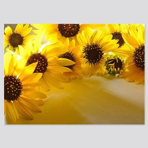 sunflower invitations and announcements cafepress