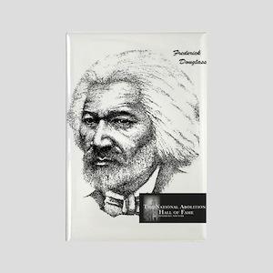 Frederick Douglass Rectangle Magnet