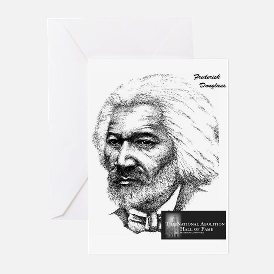 Frederick Douglass Greeting Cards (Pk of 10)