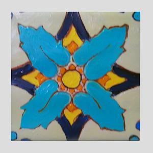 Alcazar Tile Tile Coaster