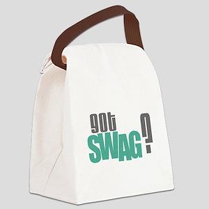 GOT SWAG? Canvas Lunch Bag