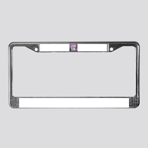 Fatal Kiss License Plate Frame