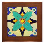 California Garden Framed Tile