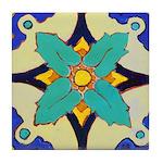 California Garden Tile Tile Coaster
