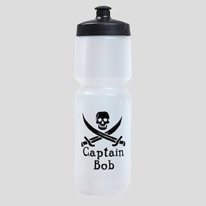 Captain Bob Sports Bottle