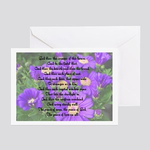 Irish Home Blessing Greeting Cards (Pk of 10)