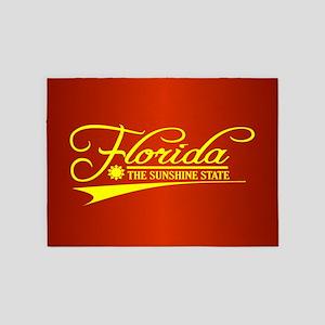 Florida State of Mine 5'x7'Area Rug