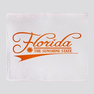 Florida State of Mine Throw Blanket