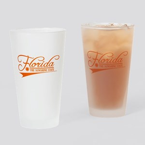 Florida State of Mine Drinking Glass