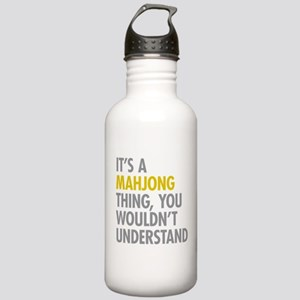 Its A Mahjong Thing Stainless Water Bottle 1.0L