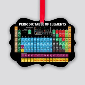 Periodic Table Ornament