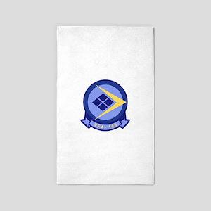 vfa146_blue_diamonds 3'x5' Area Rug