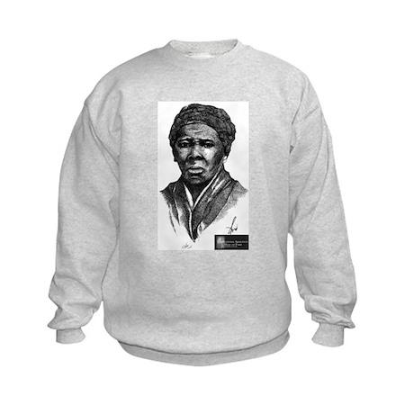 Harriet Tubman Kids Sweatshirt