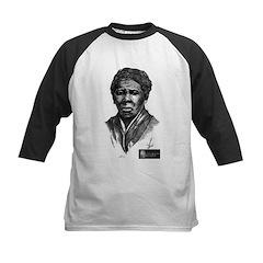Harriet Tubman Kids Baseball Jersey