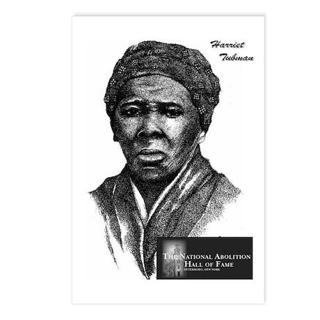 Harriet Tubman Postcards (Package of 8)
