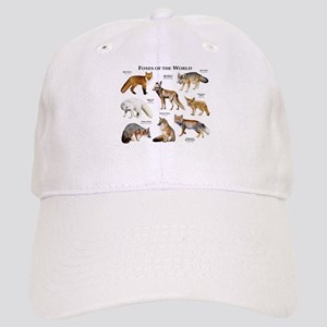 Foxes of the World Cap