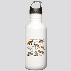 Foxes of the World Stainless Water Bottle 1.0L
