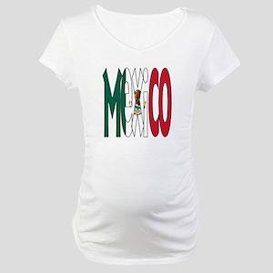 Mexico Maternity T-Shirt