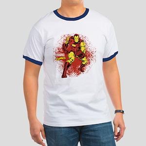 Iron Man Fist Ringer T