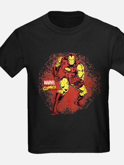 Iron Man Fist T