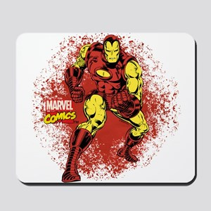 Iron Man Fist Mousepad