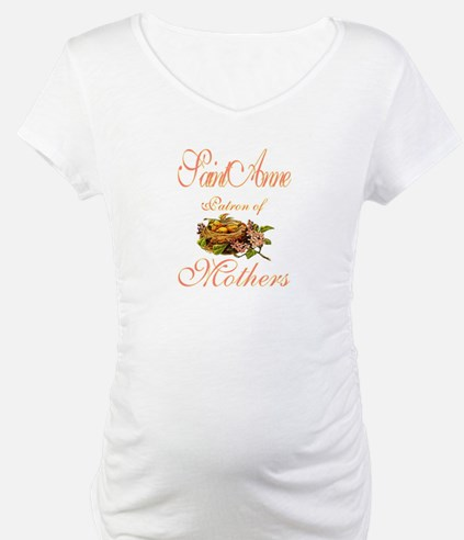 St. Anne - Patron of Mothers Shirt